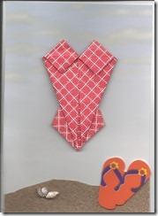 Bathing Suit Card