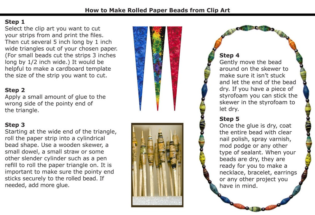 Last Daypaper Beads And Anything Goes Pictures We Teach Crafts