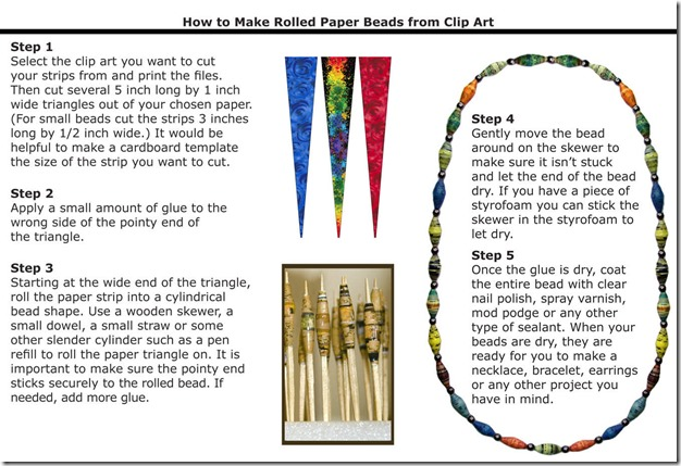 How-to-Make-Rolled-Paper-Beads